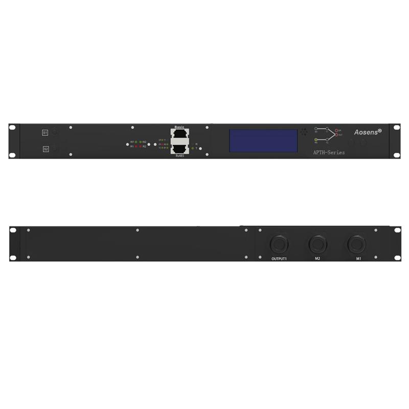 APTH STS智能双电源切换器 双电源静态切换16A