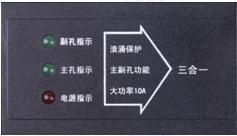 Aosens-PDU  主从节能模块保护