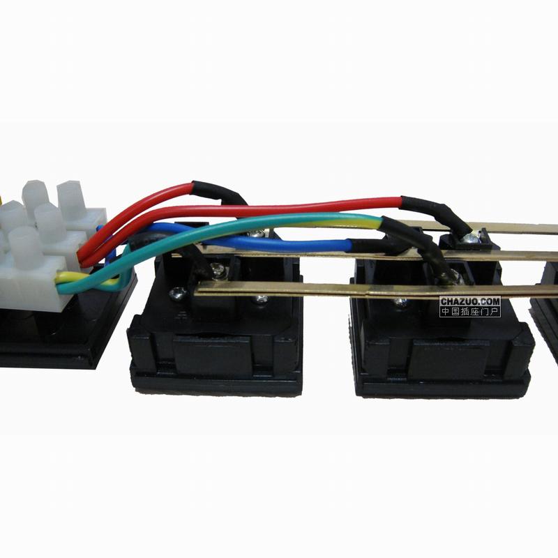 Aosens PDU独创双铜排专利技术