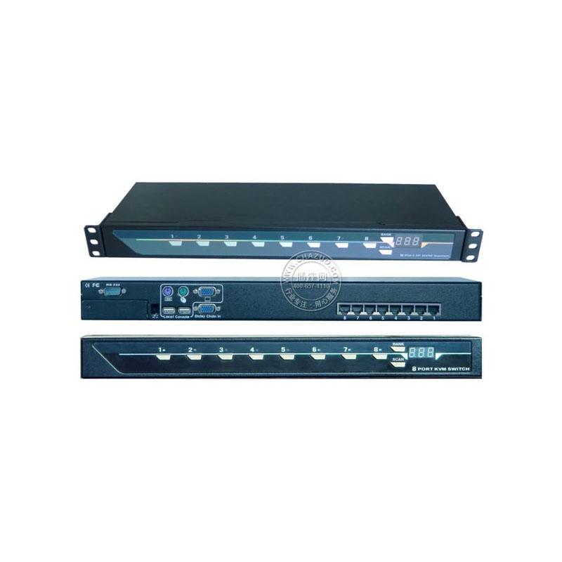 奥盛(Aosens) KVM切换器 AS-KVM08C5-A01