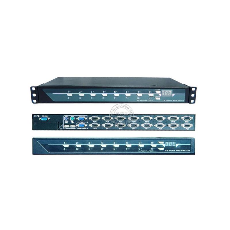 奥盛(Aosens) KVM切换器 AS-KVM16UP-A01