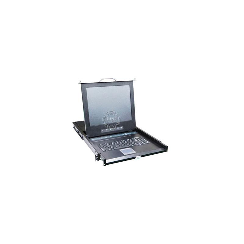 奥盛(Aosens) KVM切换器 AS-LCD1701US-M01