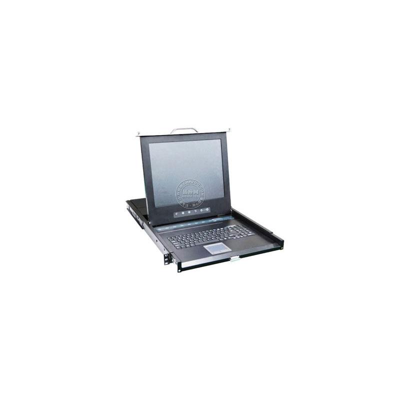 奥盛(Aosens) KVM切换器 AS-LCD1716UP-M01